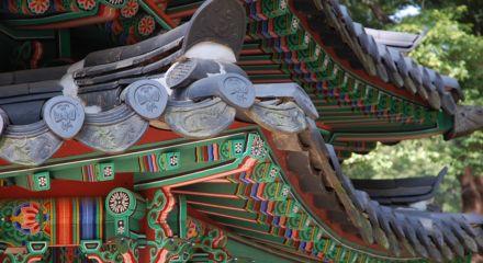 La Corea tradizionale per turisti