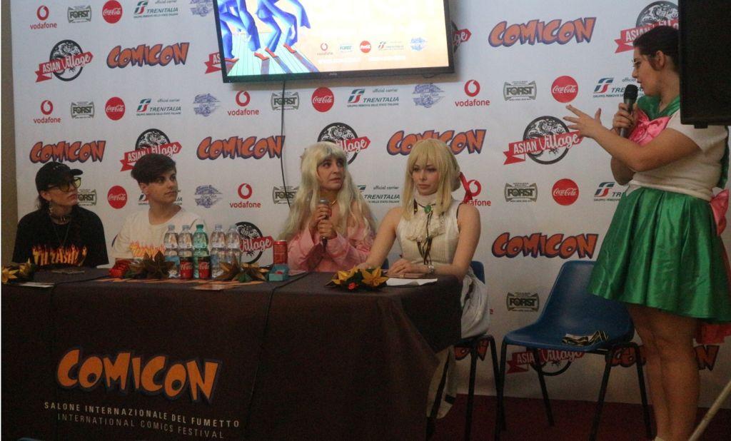 Conferenza sulla musica K-Pop in Italia con l'associazione K-Pop Coreapoli