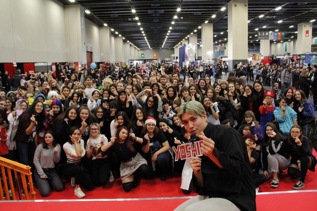 I fan del Kpop in Italia