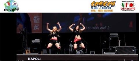 Coreapoli Associazione Kpop Italia