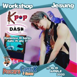 Kpop workshop Italia