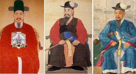 Ammiraglio Yi Sun-shin
