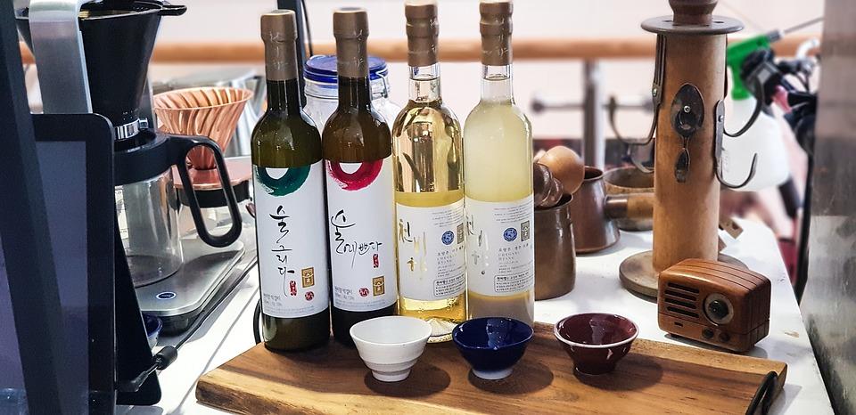 alcolici coreani