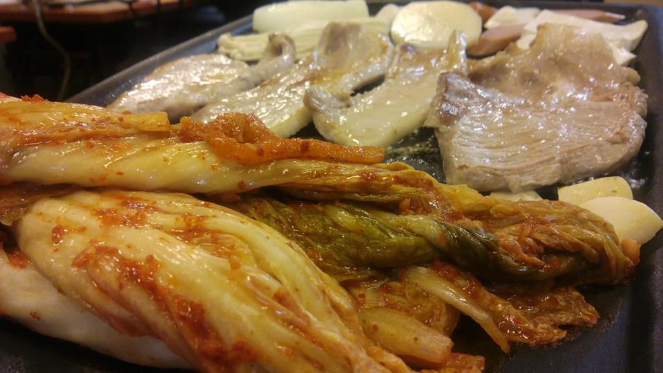 Kimchi cibo simbolo della Corea