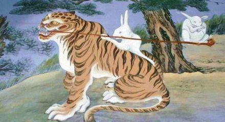 La tigre nella cultura coreana
