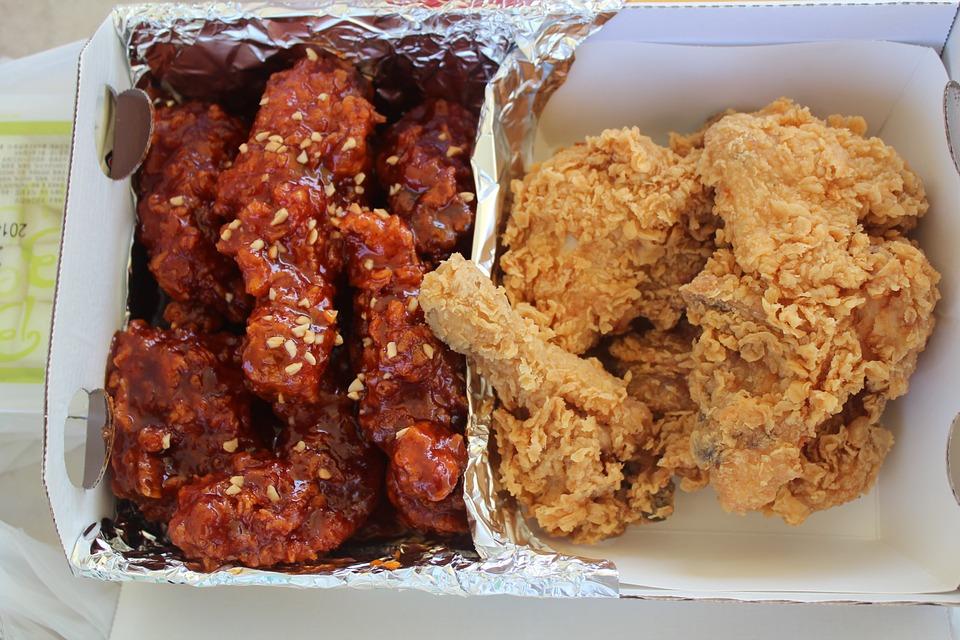 Pollo coreano piccante