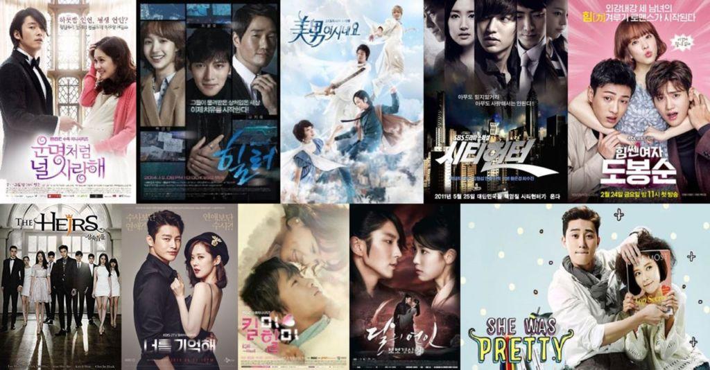 K-drama, telefilm coreani