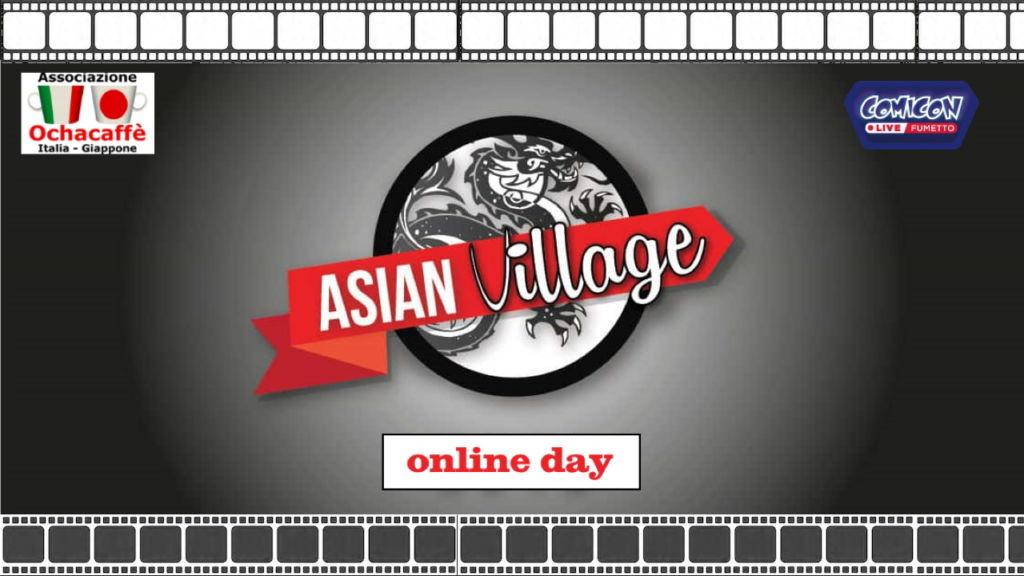 Asian Village Online Day