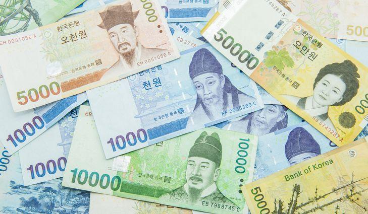 soldi coreani