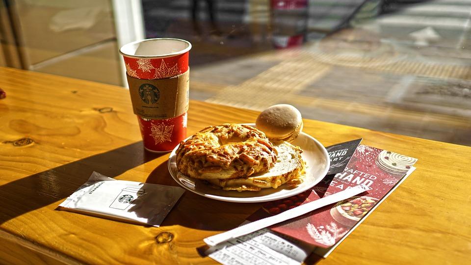 Starbucks, una delle più comuni caffetterie in Corea del Sud