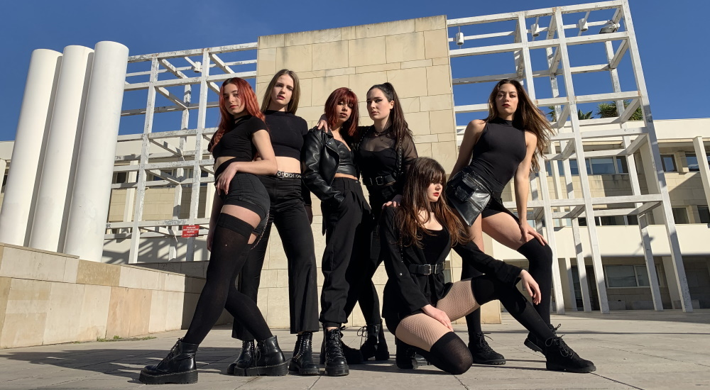 Forward Crew, ballerine Kpop in giuria del Kpop Dance Fight Fest