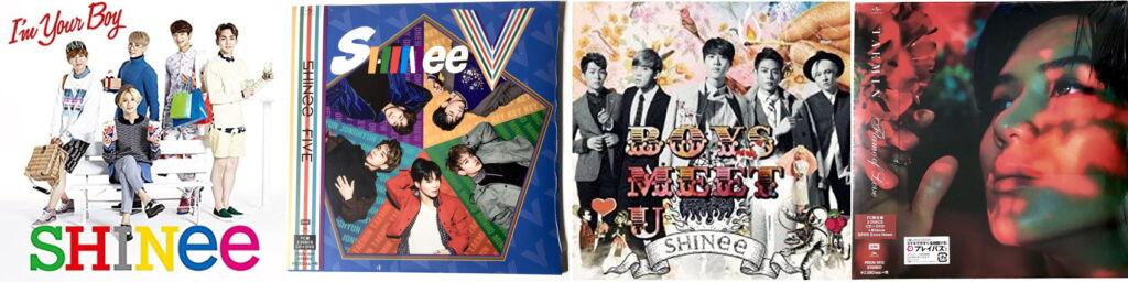 CD di musica Kpop: Taemin e Shinee
