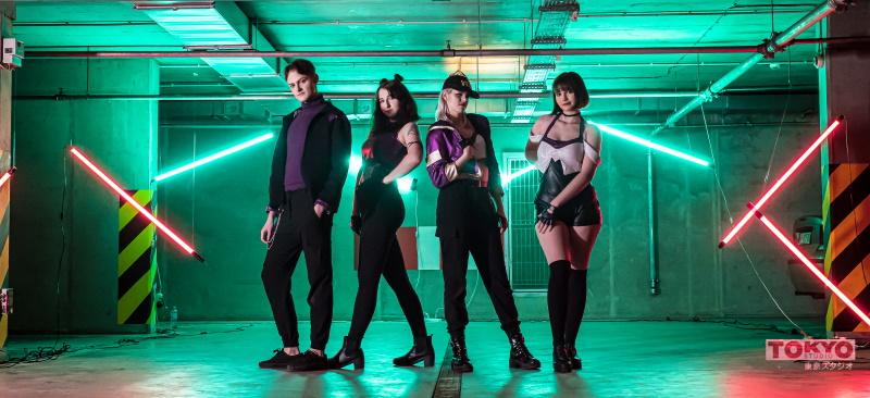 Vibe Choreography, la crew di Neon in giuria del Kpop Dance Fight Fest