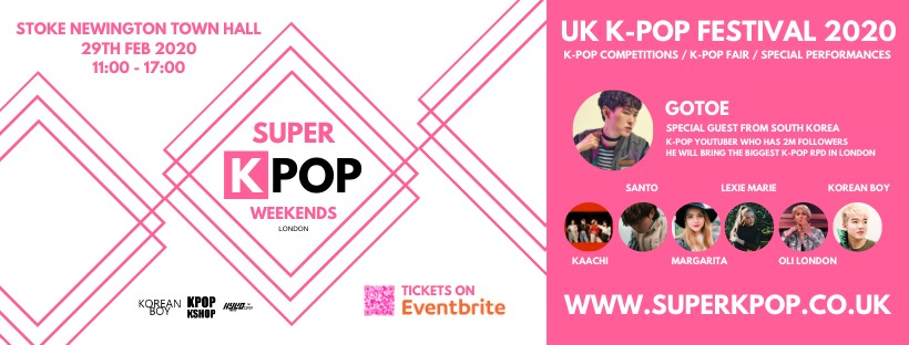 Evento di Korean Boy Woogie, giuria del Kpop Dance Fight Fest