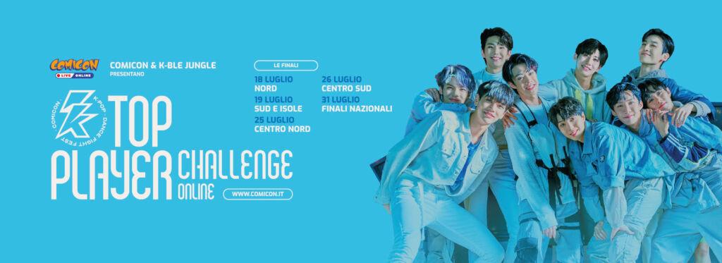 Top Player Challenge Online - Kpop Dance Fight Fest