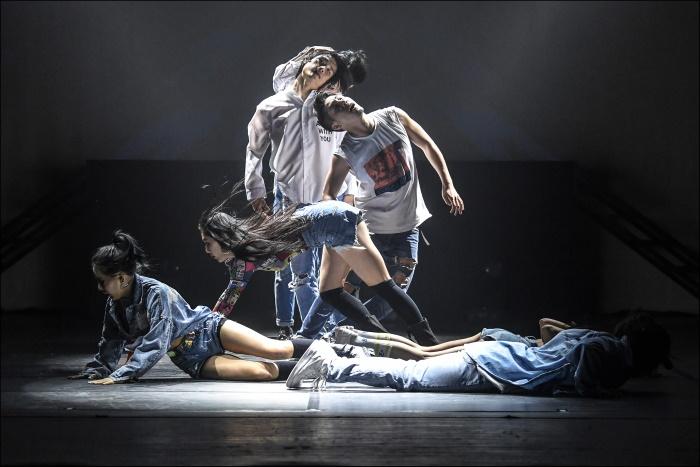 Danza coreana contemporanea