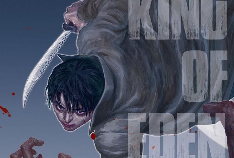 King of Eden, fumetto coreano