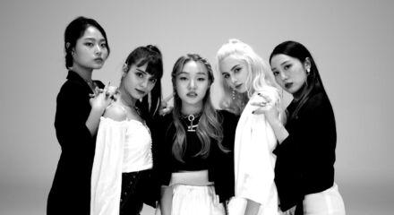 Prisma, gruppo Kpop di UnionWave