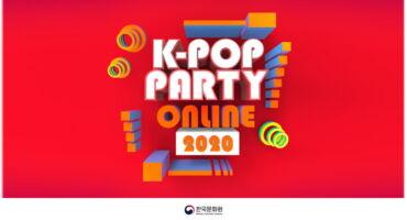 Kpop Party Online 2020 Italia