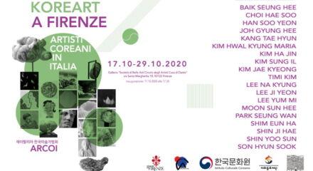 Arte coreana a Firenze