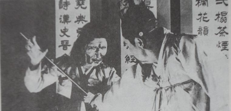 Nascita del cinema coreano: La storia di Jang-hwa e Hong-ryeon
