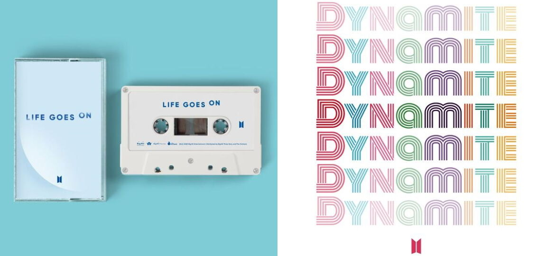 CD single dei BTS