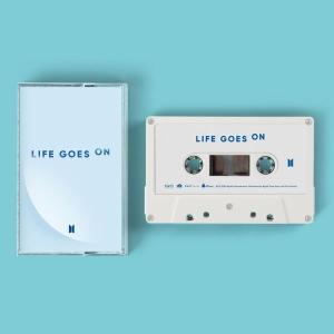 Cassetta musicale dei BTS