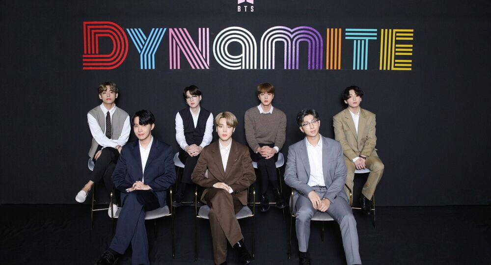 BTS la boyband sudcoreana