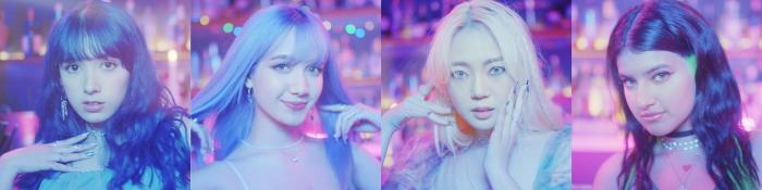 Nicole, Chunseo, Dani e Coco: le KAACHI