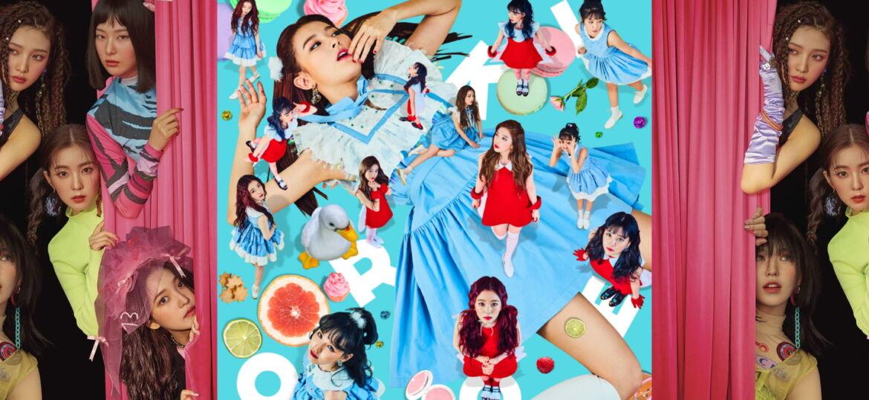 Red Velvet Kpop Italia