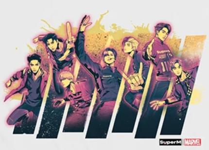 I Super M in versione Marvel Avengers