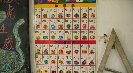 lingua cinese scritta