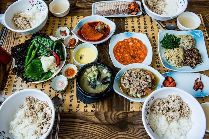 festa tradizionale Chuseok Corea