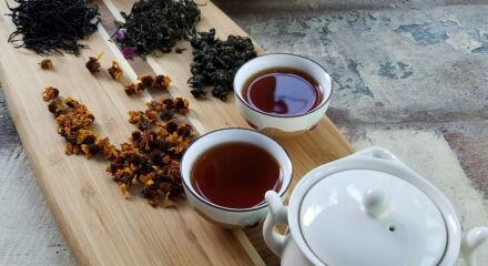Tipi di tè cinese