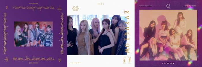 K-pop femminile: le Everglow