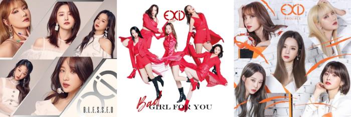 Le Exid, cantanti e ballerine coreane