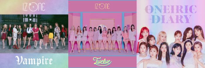 IZ*ONE, K-Pop femminile