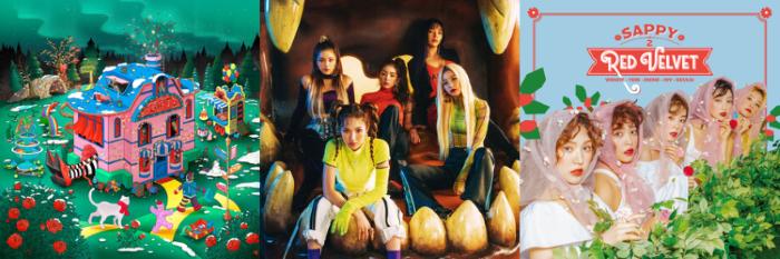 Il K-Pop femminile delle Red Velvet