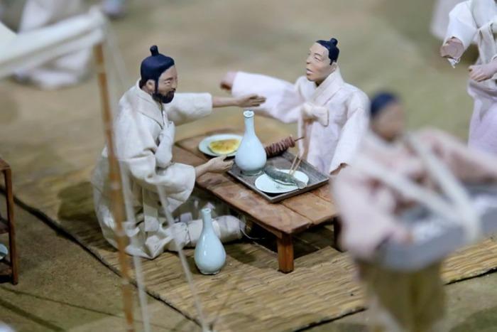I colori in Corea del Sud: il bianco negli abiti