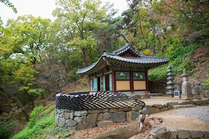 TempleStay: dormire nei nei templi buddhisti coreani