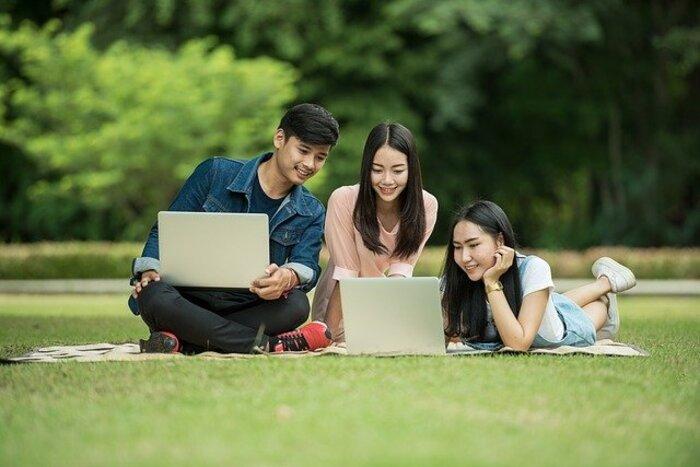 Studenti universitari coreani
