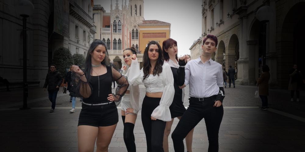 Danza coreana in Veneto: Radom Age crew