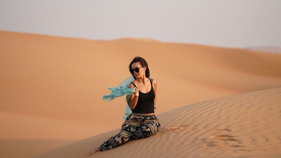 Travel Blogger Italiane a Dubai