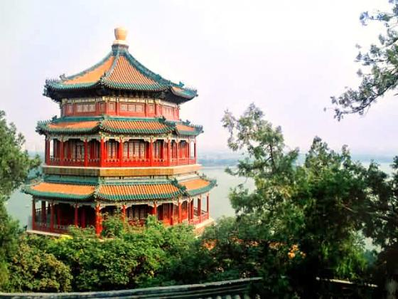 Il Palazzo d'Estate in Cina
