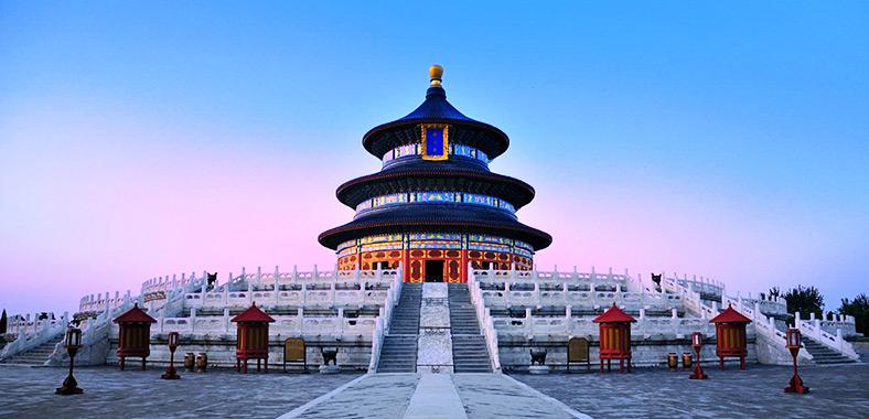 Il Tempio del Cielo a Xuanwu