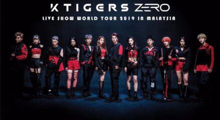 K-Tigers, artisti Corea del Sud